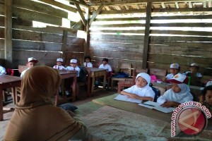 SD Filial Waykanan Butuhkan Buku Pelajaran