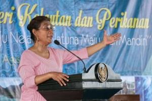 """Menteri Susi Gelorakan Semboyan """"Laut Beranda Kita"""""""