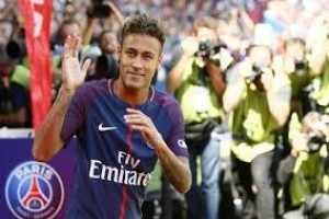Neymar cetak dua gol