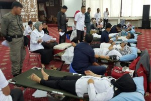 Pemprov Lampung Bangun Unit Transfusi Darah