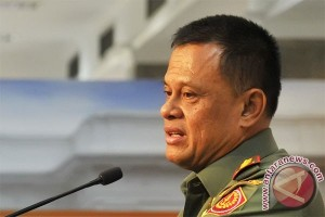 Panglima Sudah Laporkan Informasi Intelijen Kepada Presiden