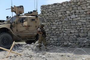 """AS : Dua prajurit tewas karena """"kecelakaan"""" senjata berat"""