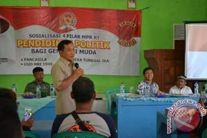 Anggota DPD: Gaungkan Pancasila Jangan Sampai Luntur