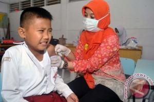 Imunisasi Campak-Rubella Sudah 35,6 Persen