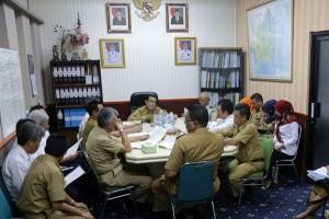 Gubernur Lampung Meyakinkan Presiden Percepat Bangun Bendungan