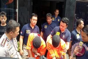 Polisi Tembak Kaki Pelaku Pencurian Sepeda Motor