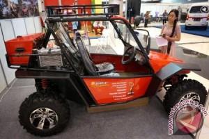 Mobil Fin Komodo Diproduksi Dari 42 UKM