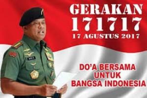 Panglima TNI gelar doa bersama 171717