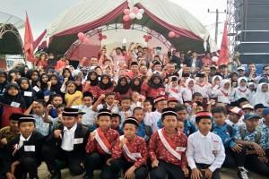 PDI Perjuangan Lampung Barat Gelar Gebyar Kemerdekaan
