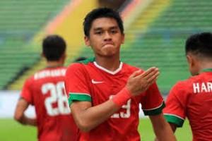 Indonesia sementara unggul 2-0 atas Filipina