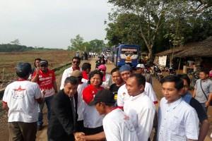 Ratusan Warga Mesuji Doa Bersama di Jakarta