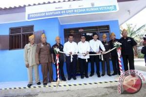 PGN Renovasi 45 Rumah Veteran di Lampung