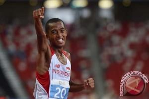 SEA Games - Pelari Indonesia dikalahkan atlet Singapura