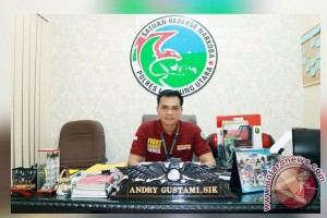 Polres Lampung Utara Tangkap Empat Tersangka Narkoba di Kantor DPRD
