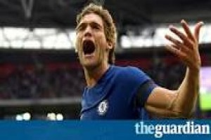 Dua gol Marcos Alonso bawa Chelsea kalahkan Spurs