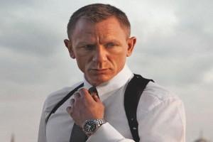 Daniel Craig kembali tampil sebagai James Bond