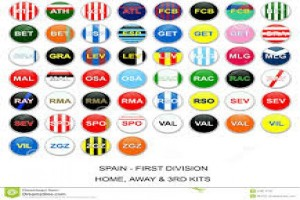 Ringkasan pertandingan liga Spanyol