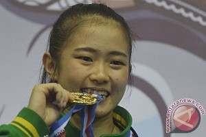 SEA Games- Indonesia juga raih perak dari Wushu