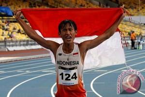SEA Games - Hendro Raih Emas Pertama Atletik Indonesia