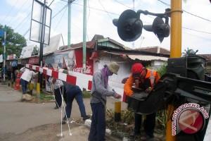 Pemprov Lampung Usulkan Perbaikan Palang Pintu KA