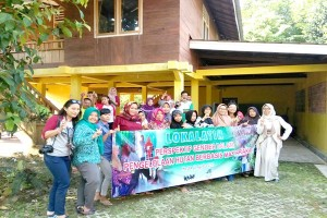 Jaringan Perempuan Gelar Pelatihan Pengelolaan Hutan