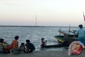 Nelayan Lampung Timur Tidak Melaut