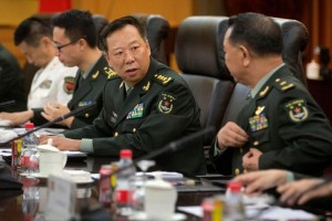 China promosikan Jenderal yang bertempur melawan Vietnam (1)