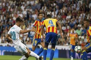 Asensio Selamatkan Real dari Ancaman Kekalahan