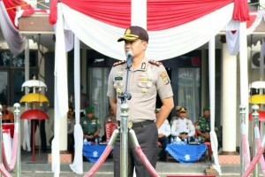 Polres Lampung Timur Siagakan 20 Pos Pengamanan