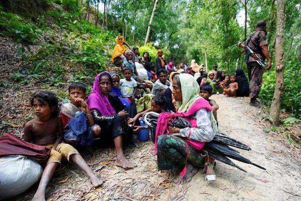 MPR Serukan Solidaritas Kemanusiaan Rohingya