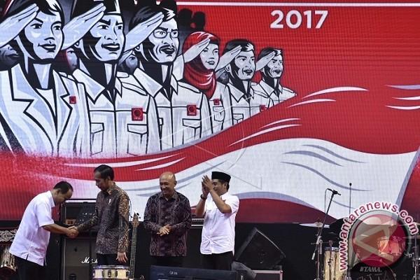 Jokowi Miinta Menteri Fokus Kerja, Tidak Perlu Ikut Kampanye Pemilu
