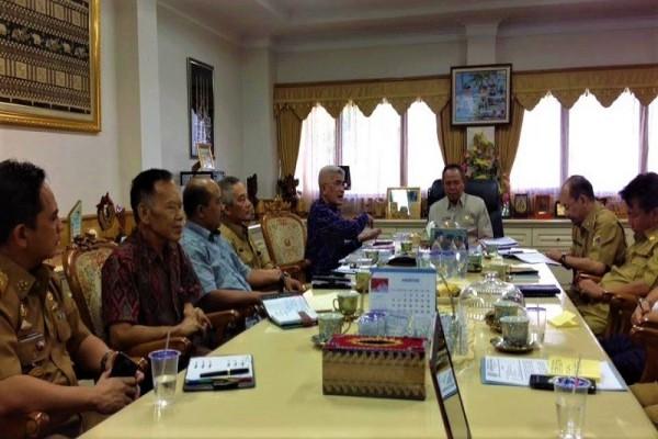 Pemprov Lampung Bentuk Tim Percepatan Pengelolaan Sungai