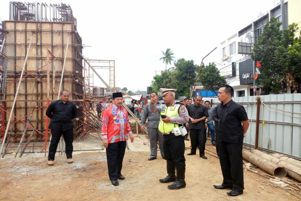 Warga Apresiasi Pembangunan Jalan Layang Di Bandarlampung