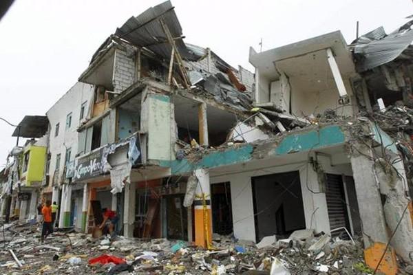 Gempa Meksiko, Situasi kritis dan paling mengerikan
