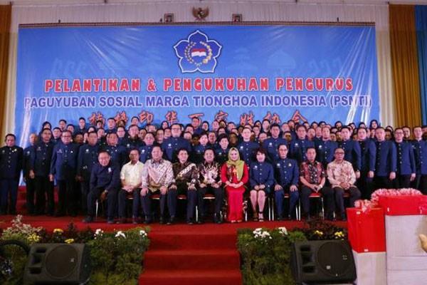 Marga Tionghoa Dukung Program Pemerintah Daerah