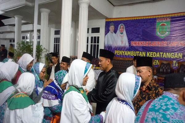 Seorang Haji Lampung Tengah Meninggal di Soekarno-Hatta