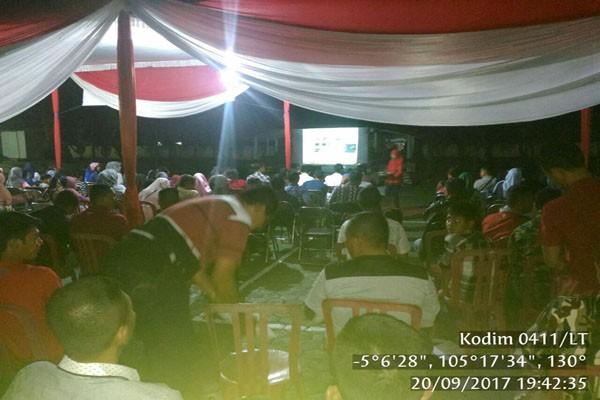 Kodim 0411/Lampung Tengah Gelar