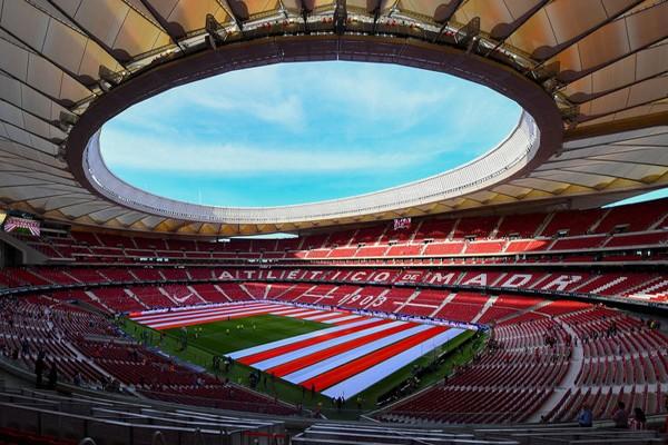 Stadion baru Atletico Madrid jadi arena final Liga Champions 2019