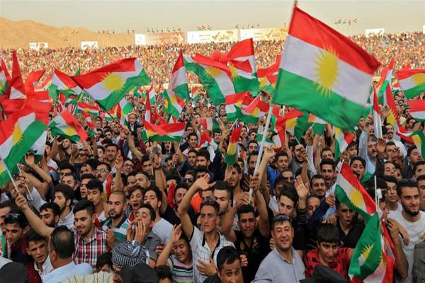 93 persen warga Kurdi pilih merdeka