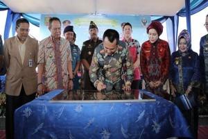 Gubernur Lampung Resmikan RS Bandar Negara