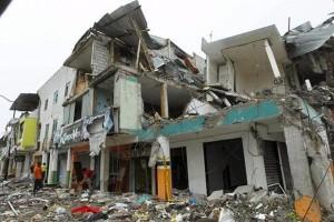 Gempa Meksiko yang terkuat sejak 1932