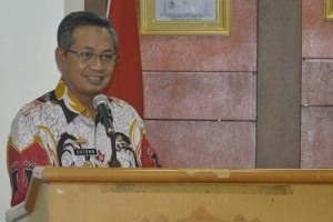 Pemprov Lampung Tingkatkan Validasi Laporan Kabupaten/Kota