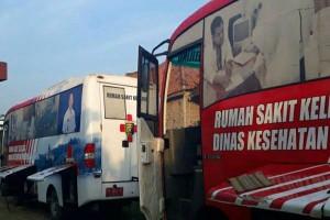 Gubernur: RS Keliling Jangkau Pasien Pelosok Lampung