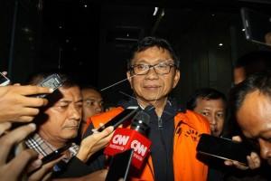 KPK Tetapkan Wali Kota Batu Tersangka