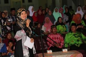 Bupati Lampung Timur Sambut Kepulangan Jemaah Haji