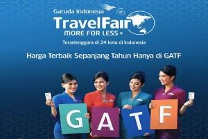 Garuda Indonesia Lampung Targetkan GATF Capai Rp7 Miliar