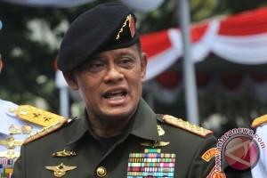 Panglima TNI: Bersama Rakyat TNI Pasti Kuat
