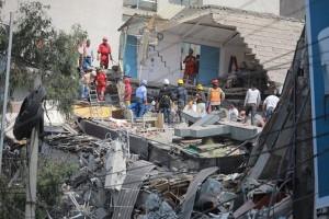 Setidaknya 119 orang tewas akibat gempat hebat guncang Meksiko