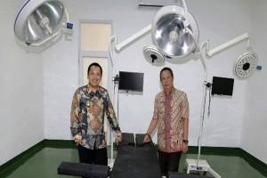 Pemprov Bangun Gedung Perawatan Anak RSUDAM