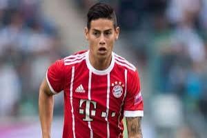 James tampil gemilang bersama Bayern